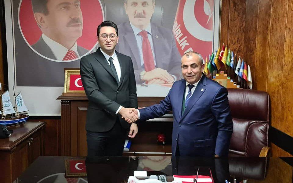 BBP İstanbul İl Başkanlığı Ziyaretimiz