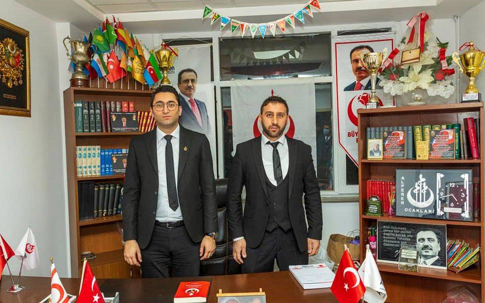 Alperen Ocakları Sultanbeyli İlçe Başkanlığımızı ziyaret ettik