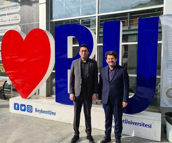 Beykent Üniversitesi İnşaat Mühendisliği Bölümünü Ziyaret Ettik