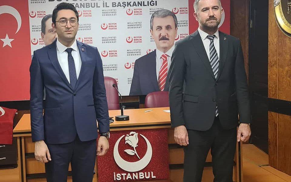 BBP İstanbul Ziyaret