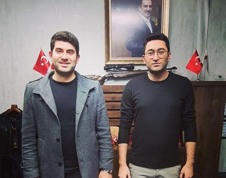 Yeniden Refah Partisi ; Sosyal İşler Genel Başkanı Ziyaretimize Geldi