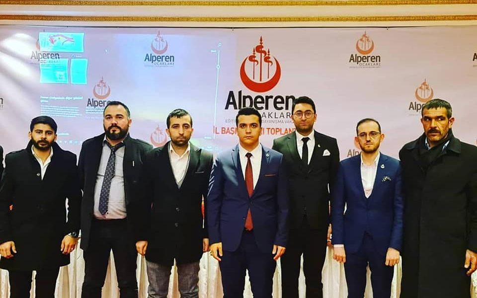 Ankara'da İl Başkanları Toplantısına Katıldık