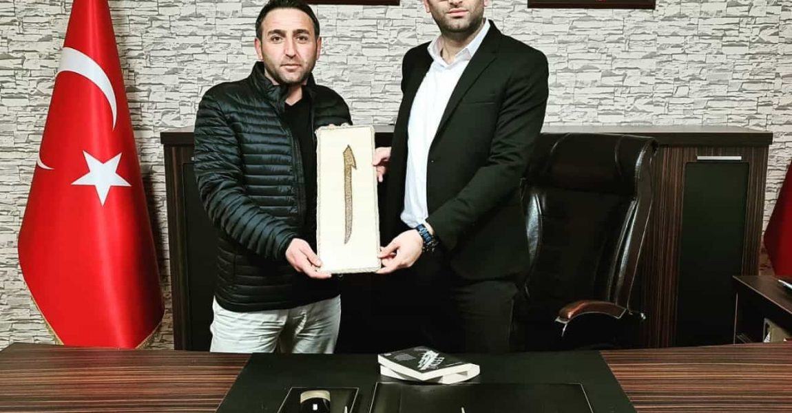 Mustafa SAVAŞ Ziyaretleri İçin Teşekkürler