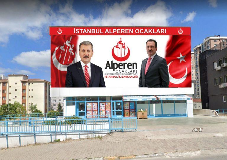 25 MART KONULU : İstanbul İl Yönetim Kurulu Olağanüstü Toplantısı Yapıldı