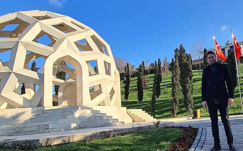 15 Temmuz Şehitler Abidesi Anıtı'nı ziyaret ettik