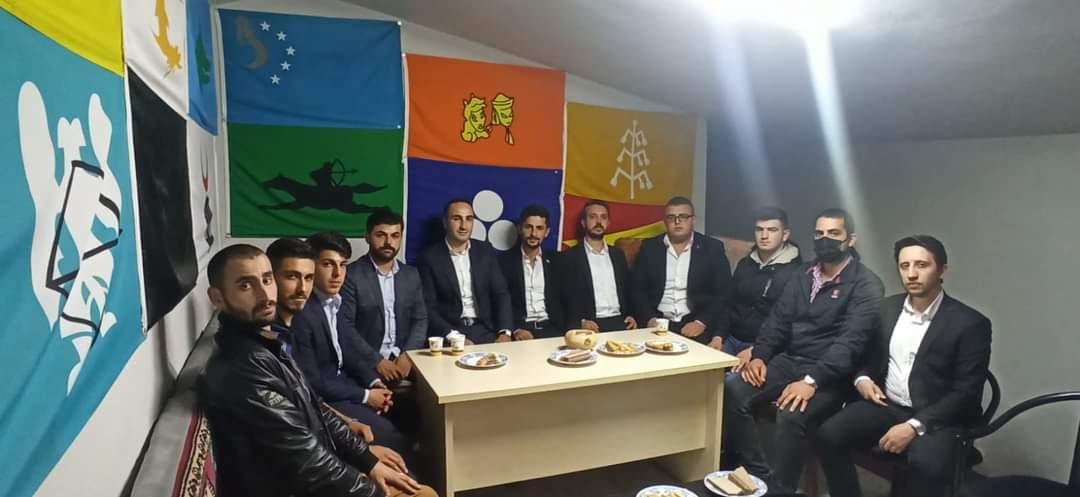 Anadolu Yk. Bölge Toplantısı Yapıldı