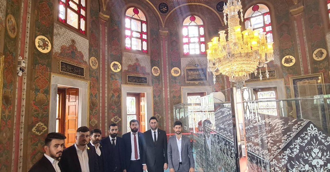 İstanbul'un fethinin 568'inci yıl dönümü