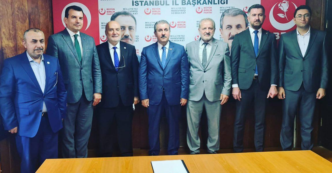 BBP İstanbul : Basın Toplantısı