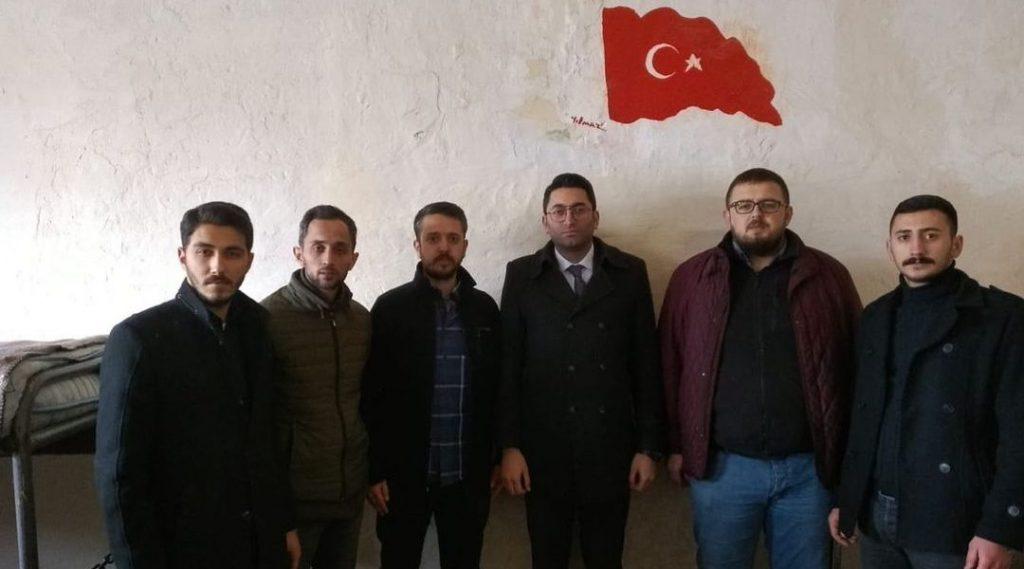 Ankara Ulucanlar Cezaevi Gezimiz