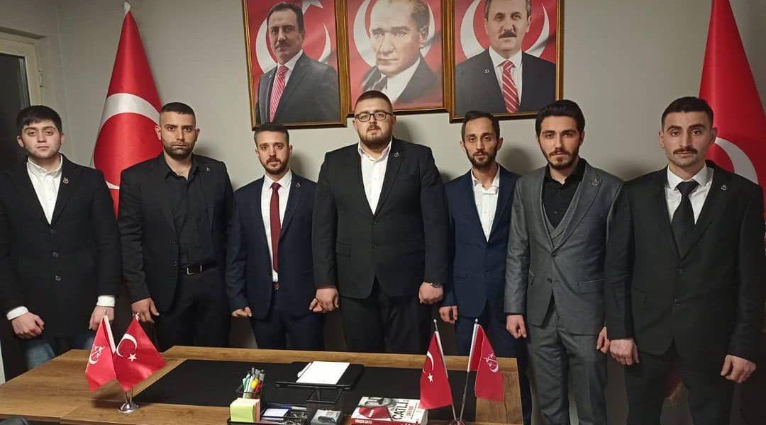 Ataşehir Alperen Ocakları İlçe Yönetim Kadrosu
