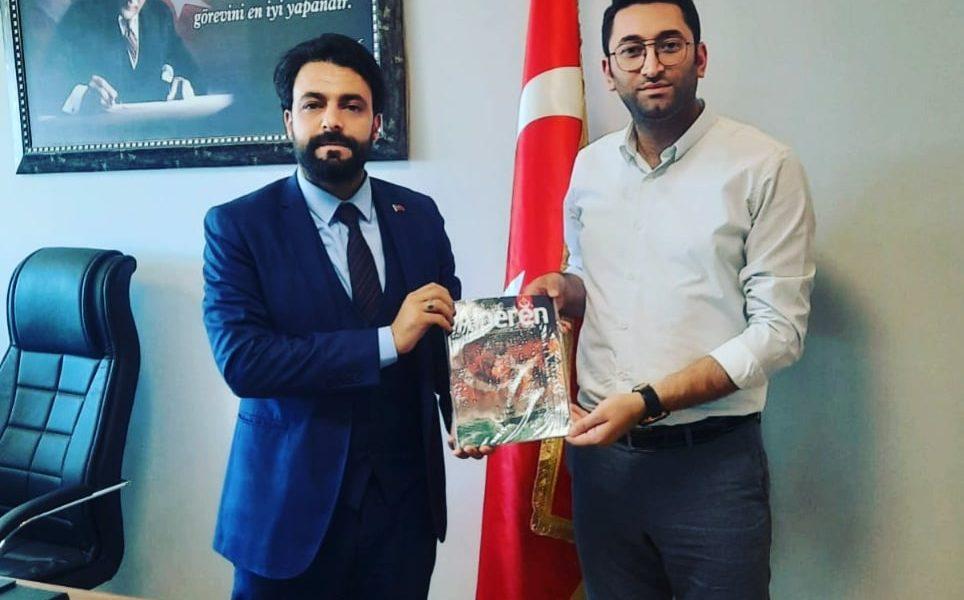 Ziyaret : Cemil Türker Ortaokulu