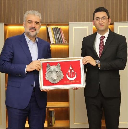 Ziyaret : Ak Parti İstanbul