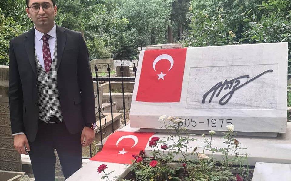 Ziyaret : Hüseyin Nihal ATSIZ Kabristanı