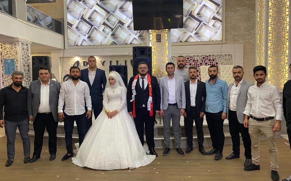 Düğün : Veli Çınar