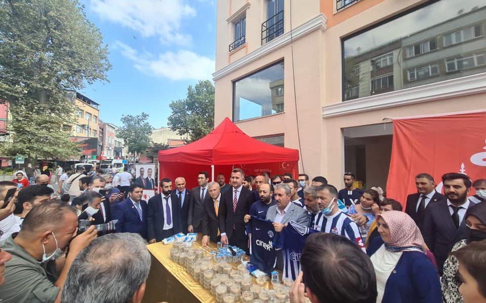 Etkinlik : Beyoğlunda Aşure Günü