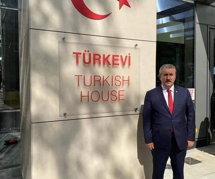 TürkEvi : ABD