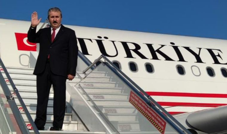 Genel Başkanımız Mustafa Destici : ABD ziyareti