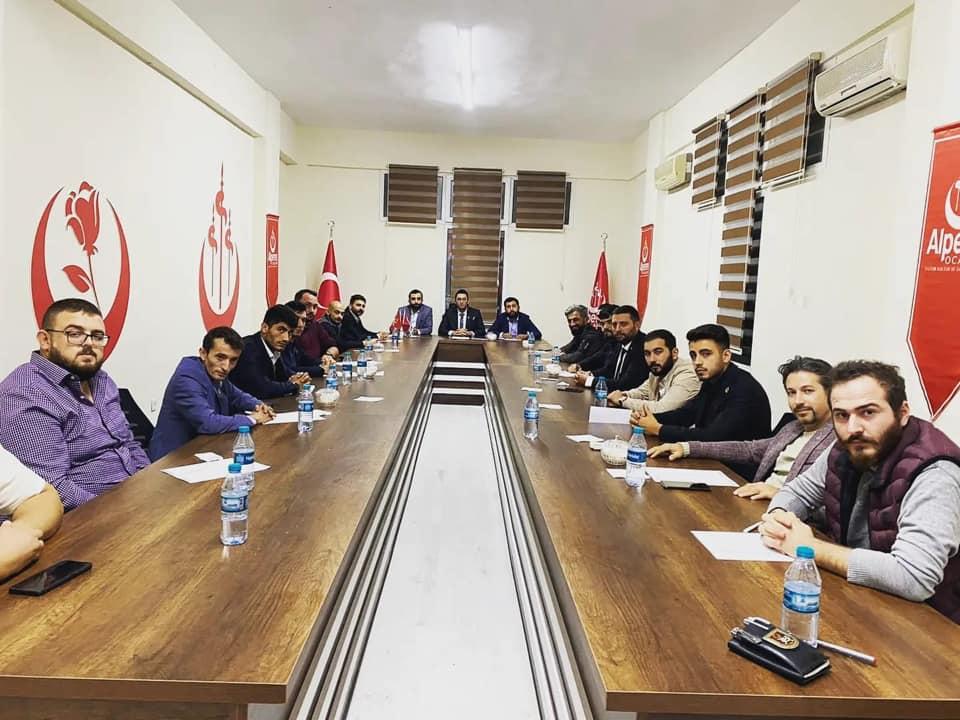 İlçe Yönetim Kurulu Toplantısı