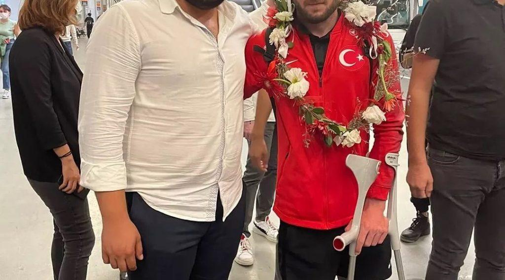 Türkiye Ampute Milli Takımının Yanındaydık